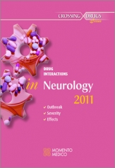 DRUG INTERACTIONS IN NEUROLOGY ONSET - SEVERITY - EFFECTS