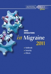 DRUG INTERACTIONS IN MIGRAINE 2011; ONSET-SEVERITY-EFFECTS