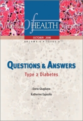 TYPE 2 DIABETES; Q&A